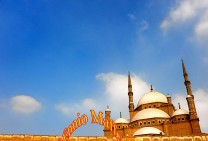 Cairo Mohamed Ali Mosque