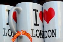 Souvenirs Of London