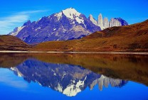 Chile Patagonia Paine Towers