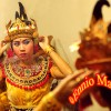Legong Dancer Make Up