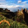 Northern Ireland Dunluce Castle