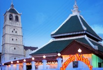 Malacca Kampung King Mosque