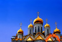 Moscow  Kremlin Annunciation Cathedral
