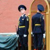 Moscow  Kremlin Change Of The Guard