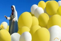 Our Lady Of The Balloons